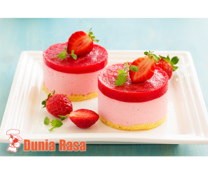 Sponcake Strawberry
