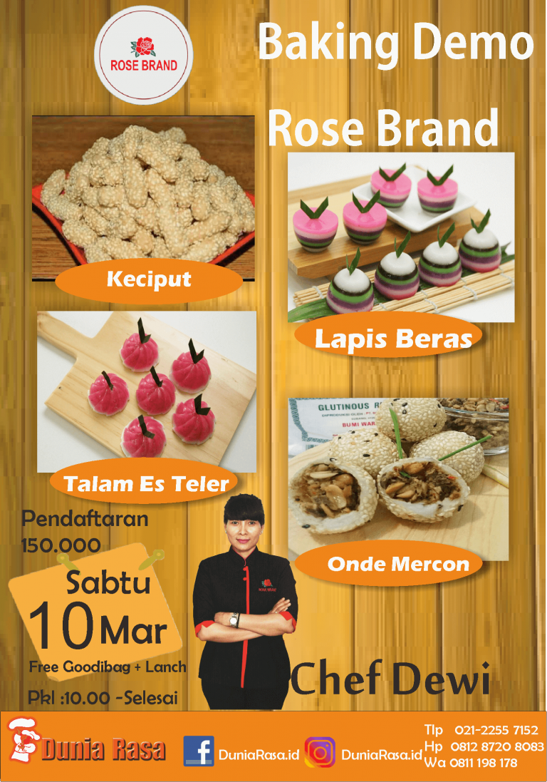 Demo Rose Brand